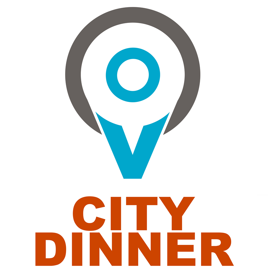 City dinner logo Ondernemend Veghel